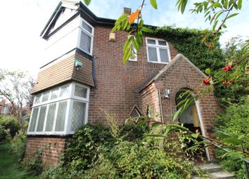 Thumbnail 3 bed detached house for sale in The Ridgeway, Kenton, Newcastle Upon Tyne