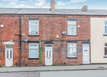 Thumbnail 2 bed terraced house to rent in Hilton Lane, Worsley, Manchester