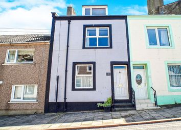Thumbnail 3 bed terraced house to rent in High Street, Maryport