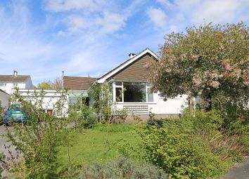 Thumbnail 3 bed detached bungalow for sale in Woodland Close, Totnes, Devon