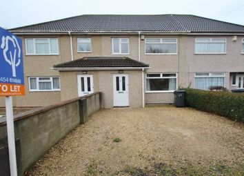 Thumbnail 3 bedroom property to rent in Rossall Avenue, Little Stoke, Bristol