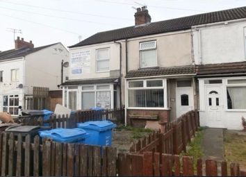 Thumbnail 2 bed terraced house to rent in Leads Road, Hull