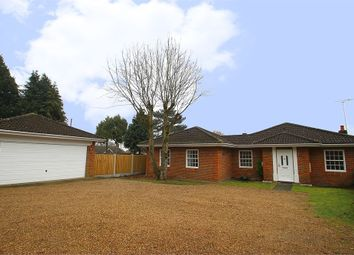 Thumbnail 4 bed detached bungalow for sale in Rogers Lane, Stoke Poges, Buckinghamshire