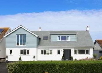 Thumbnail 5 bed detached house for sale in Crescent Rise, Constantine Bay