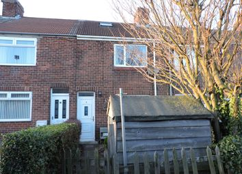 Thumbnail 3 bedroom terraced house to rent in Coronation Avenue, Hartlepool
