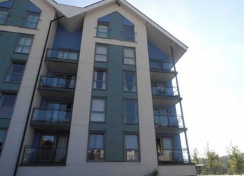 Thumbnail 2 bed flat to rent in Orion Apartments, Copper Quarter, Swansea