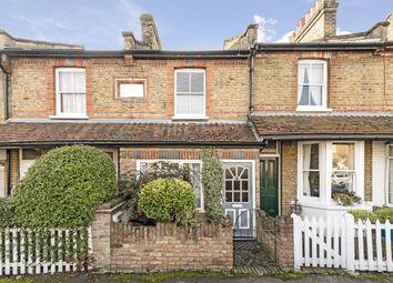 Thumbnail 3 bed terraced house for sale in Sunnyside Road, Teddington