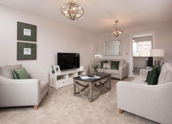 "Thumbnail 4 bed detached house for sale in ""Radleigh"" at Marsh Lane, Leonard Stanley, Stonehouse"