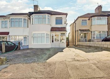 Thumbnail 3 bed end terrace house for sale in Teignmouth Close, Edgware, Middlesex