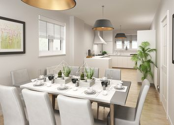"Thumbnail 5 bed detached house for sale in ""The Yew"" at Limousin Avenue, Whitehouse, Milton Keynes"