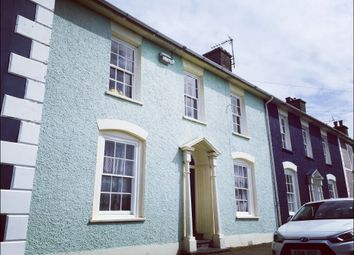 Thumbnail 4 bed town house to rent in Alban Square, Aberaeron