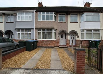 Thumbnail 3 bed terraced house for sale in Tennyson Road, Coventry