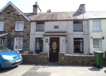 Thumbnail 2 bedroom terraced house for sale in Goodman Street, Llanberis, Caernarfon, Gwynedd