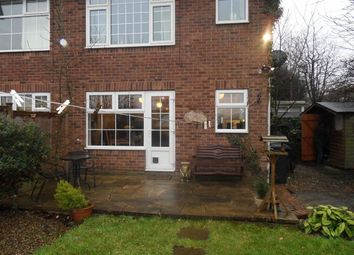 Thumbnail 1 bed flat to rent in Fieldway Close, Rodley, Leeds