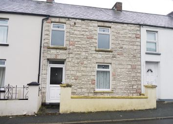 Thumbnail 3 bed terraced house to rent in Rackhill Terrace, Haverfordwest
