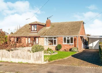 Thumbnail 2 bed bungalow to rent in New House Close, Canterbury