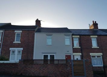 Thumbnail Terraced house for sale in North View, Newbiggin-By-The-Sea