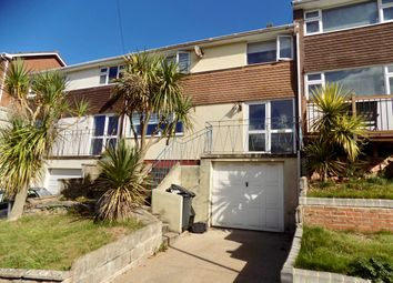Thumbnail 3 bedroom terraced house for sale in Shelley Avenue, Torquay