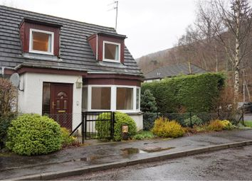 Thumbnail 3 bed semi-detached house for sale in Schiehallion Place, Kinloch Rannoch