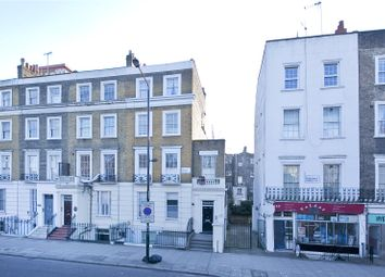 Thumbnail 4 bedroom property to rent in Eversholt Street, London