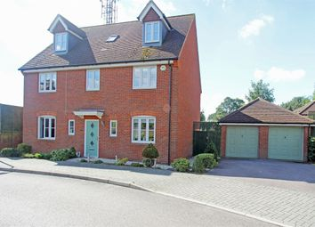 Thumbnail 6 bedroom detached house for sale in Rooks View, Bobbing, Sittingbourne, Kent