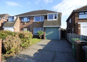 Thumbnail 3 bed semi-detached house for sale in Millcroft, Crosby, Liverpool