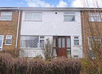 Thumbnail 3 bed terraced house for sale in Albion Road, Lords Wood, Chatham, Kent