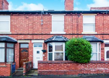 Thumbnail 2 bed terraced house for sale in Imperial Road, Bulwell, Nottingham