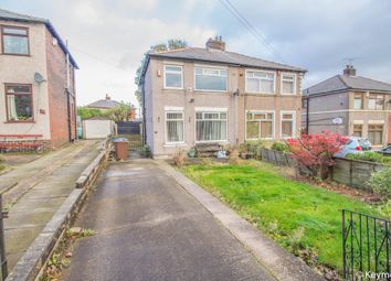Thumbnail 2 bedroom semi-detached house for sale in Netherlands Avenue, Low Moor, Bradford