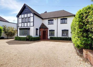 Thumbnail 4 bed detached house for sale in Poulters Lane, Worthing, West Sussex