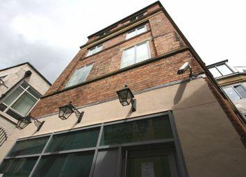 Thumbnail 2 bed flat to rent in Peter Lane, York