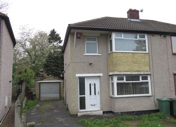Thumbnail 3 bed semi-detached house for sale in Tyersal Grove, Tyersal, Bradford