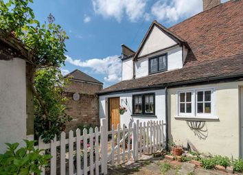 Thumbnail 1 bed cottage for sale in High Road, Chigwell