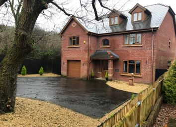 Thumbnail 6 bed detached house for sale in Llwyn Llanc Lane, Crynant