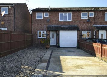 Thumbnail 3 bedroom end terrace house for sale in Derwent Road, Thatcham, Berkshire