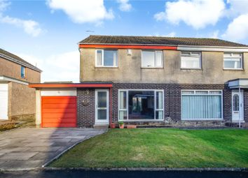 3 bed semi-detached house for sale in Mulben Crescent, Crookston, Glasgow G53