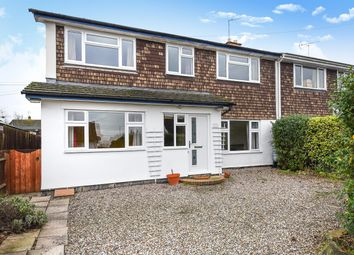 Thumbnail 4 bedroom semi-detached house for sale in The Birches, Shobdon, Leominster