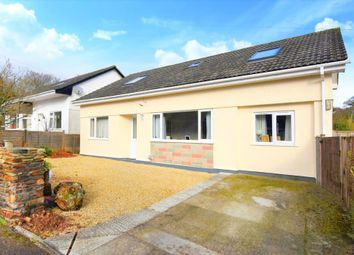 Thumbnail 4 bed detached bungalow for sale in Edgemoor Close, Lower Tremar, Liskeard, Cornwall