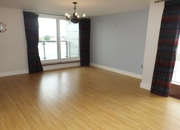 Thumbnail 2 bed flat to rent in Eddystone House, Prospect Place, Cardiff Bay