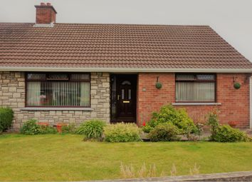 Thumbnail 3 bed semi-detached bungalow for sale in Cherryburn Gardens, Derry / Londonderry