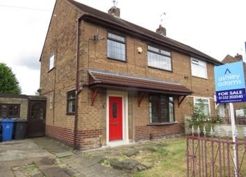 Thumbnail 3 bedroom semi-detached house for sale in Thorndike Avenue, Alvaston, Derby