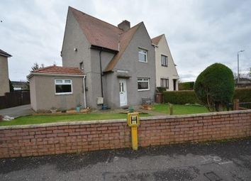 Thumbnail 5 bed semi-detached house for sale in Burns Avenue, Mauchline