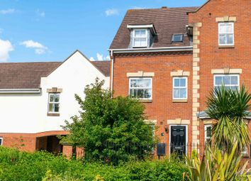 Thumbnail Town house for sale in Pascoe Crescent, Daventry