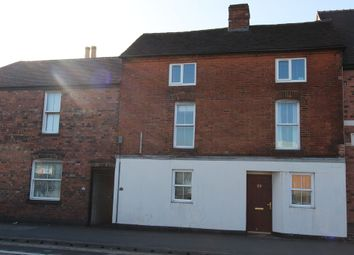 Thumbnail 1 bed flat to rent in Upper Gungate, Tamworth