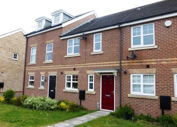 Thumbnail 3 bed terraced house to rent in Appleby Way, Lincoln