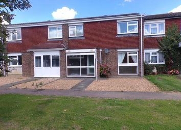 Thumbnail 3 bed terraced house for sale in Raglan Green, Bedford, Bedfordshire