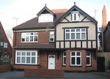 Thumbnail 1 bed flat to rent in Melville Road, Edgbaston, Birmingham