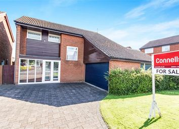Thumbnail 4 bedroom detached house for sale in Redwood Avenue, Melton Mowbray