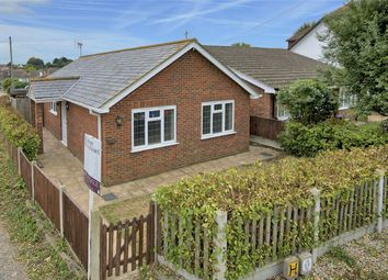 Thumbnail 2 bedroom detached bungalow for sale in Reculver Drive, Herne Bay, Kent
