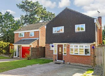 Thumbnail 4 bed detached house for sale in St. Swithun Close, Bishops Waltham, Southampton